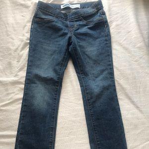 Girls Old Navy Adjustable Skinny Jean Size 8